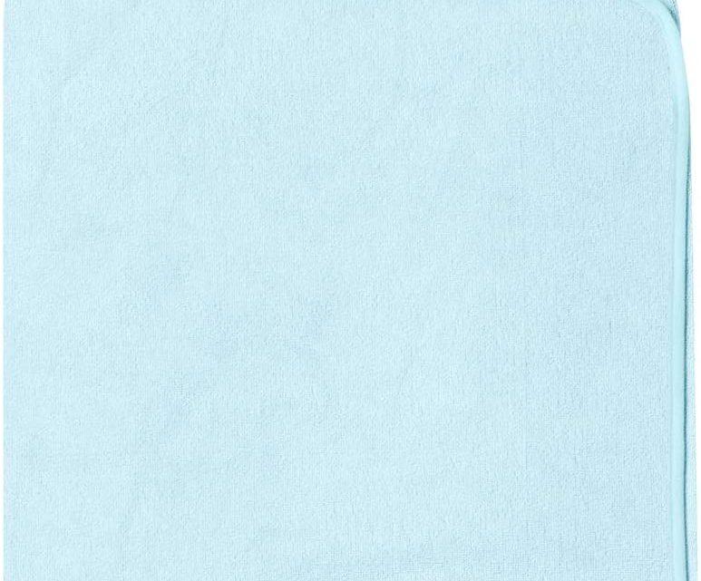 Tommee Tippee Hug 'N' Dry Hooded Towel 6-48 months, Blue