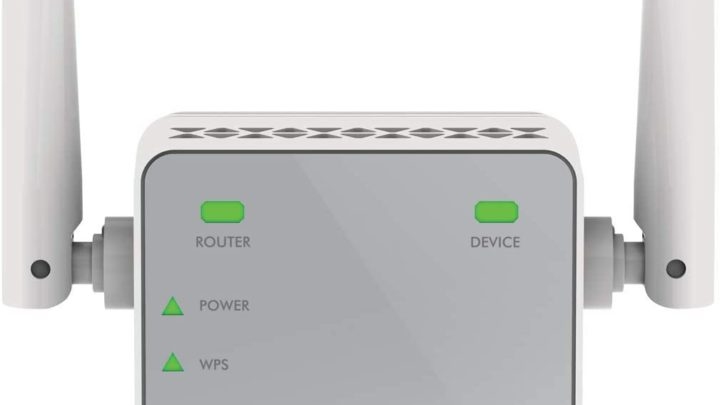 NETGEAR Wi-Fi Range Extender EX2700 - Coverage up to 600 sq.ft. and 10 devices with N300 Wireless Signal Booster and Repeater (up to 300Mbps speed)