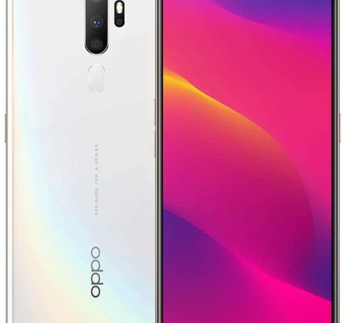 OPPO A5 2020 Snapdragon 665 5000mAh Dual Sim Ultra Wide Quad Camera Smartphone